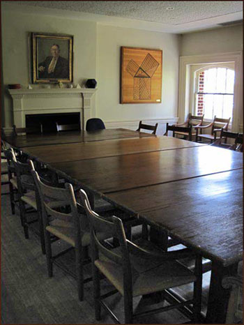 A Seminar Room at St Johns College